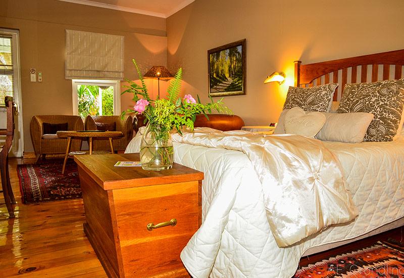 Luxury Double Room at Adley House Oudtshoorn