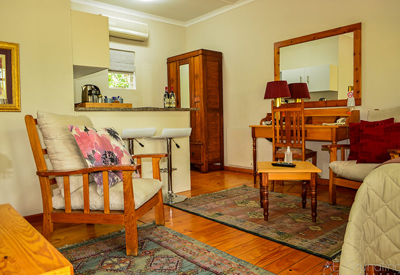 Self Catering Unit at Adley House Oudtshoorn