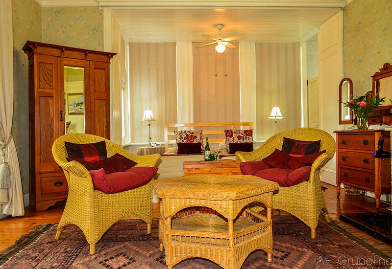 Standard Double Room at Adley House Oudtshoorn