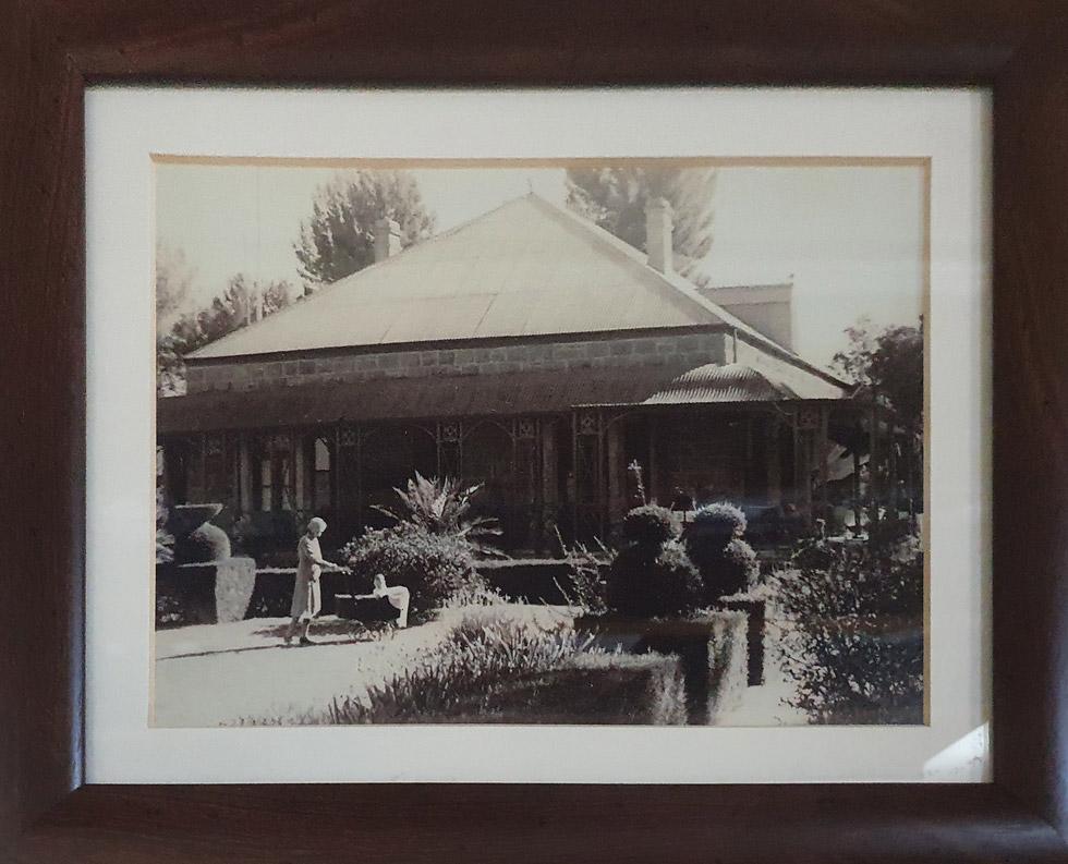 History of Adley House Oudtshoorn